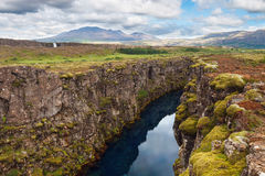 Thingvellir National Park Stock Photography