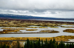 Thingvellir National Park in Iceland - 3 Stock Photos