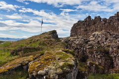 Thingvellir National Park - Iceland Royalty Free Stock Photos