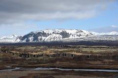 Thingvellir National Park Stock Photography
