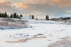 Thingvellir National Park Iceland Stock Images
