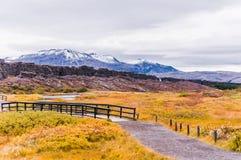 Thingvellir national park, Iceland Stock Photos