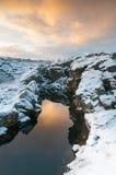 Thingvellir National Park Iceland Stock Photo