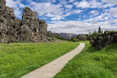 Thingvellir Stock Photography