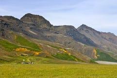 Thingvellir Volcanic Mountains royalty free stock photos