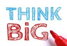 Think big Stock Photos