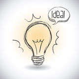 Think design Stock Image