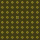 Think differen Grafik der Vektorillustration eps10, Goldgelb Freiheit und entgehen dem Systemkonzept Stockfoto