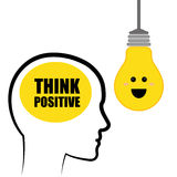 Think different design Stock Images