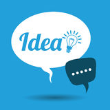 Think different design Royalty Free Stock Photos