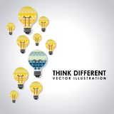 Think different Royalty Free Stock Image