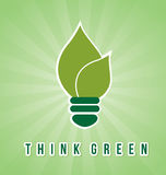 Think green Stock Images