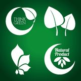 Think green design Stock Photo