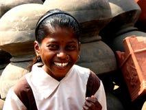 Think n' Smile Royalty Free Stock Image