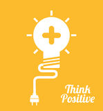 Think positive Stock Photography