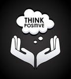 Think positive Stock Photos