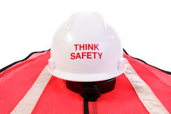 Think Safety Stock Photography