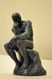 The Thinker Royalty Free Stock Photos