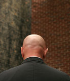 Thinker. Man at work Royalty Free Stock Photo