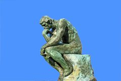 Thinker Stock Photos