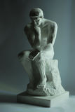 The Thinker by Auguste Rodin Royalty Free Stock Images