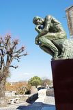 The Thinker - St Paul #9 Royalty Free Stock Photos