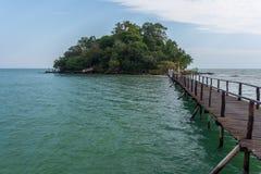 Thinkers Island, Cambodia. Stock Images