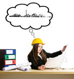 Thinking Stock Image