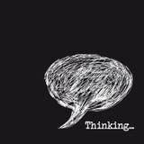 Thinking Royalty Free Stock Image