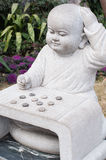 Statue thinking  Royalty Free Stock Image