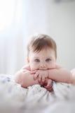 Thinking Baby Royalty Free Stock Photography