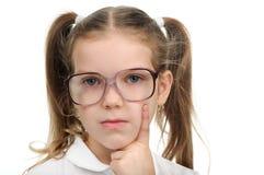 Thinking child Stock Photos
