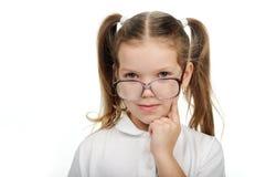 Thinking child Stock Photography