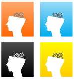 Thinking concept Royalty Free Stock Photography