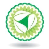 Thinking green Royalty Free Stock Photos