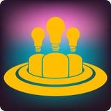 Thinking idea Royalty Free Stock Images