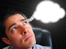Thinking idea Royalty Free Stock Photo