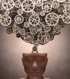 Thinking Machine Stock Photography