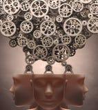 Thinking Machine Stock Images