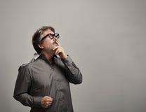 Free Thinking Man Stock Photography - 89347942