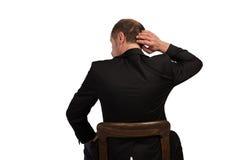 Thinking Manager Stock Photos