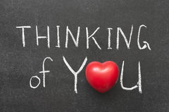 Free Thinking Of You Stock Images - 44018774