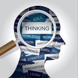Thinking- Royalty Free Stock Photos