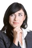 Thinking Woman Stock Photos
