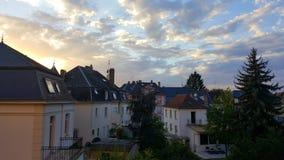 Thionville, Mosela Fotografía de archivo