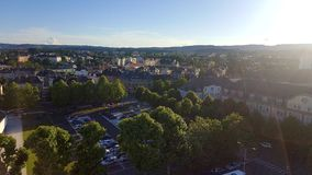 Thionville, Moselle Royalty Free Stock Images