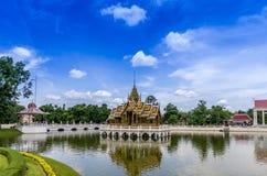 Thiphya-искусство Aisawan (божественное место личной свободы), pavilio Стоковые Изображения RF