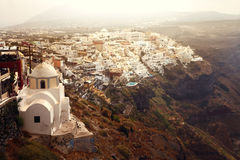 Thira Royalty Free Stock Image