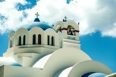 THIRA, INSEL SANTORINI, GREECE-SEPTEMBER, 05,2014 Lizenzfreie Stockbilder