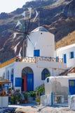 Thirasia Island, Santorini, Greece Royalty Free Stock Photo